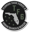 Florida Task Force 6 Window Decal
