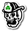 H.C. Clover Decal