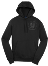 Hard Chargers Saddle Up Blackout Hoodie