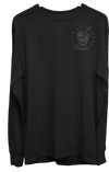 Hard Chargers Saddle Up Blackout Long Sleeve