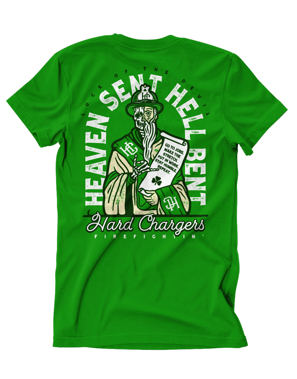 Hard Chargers St Patrick