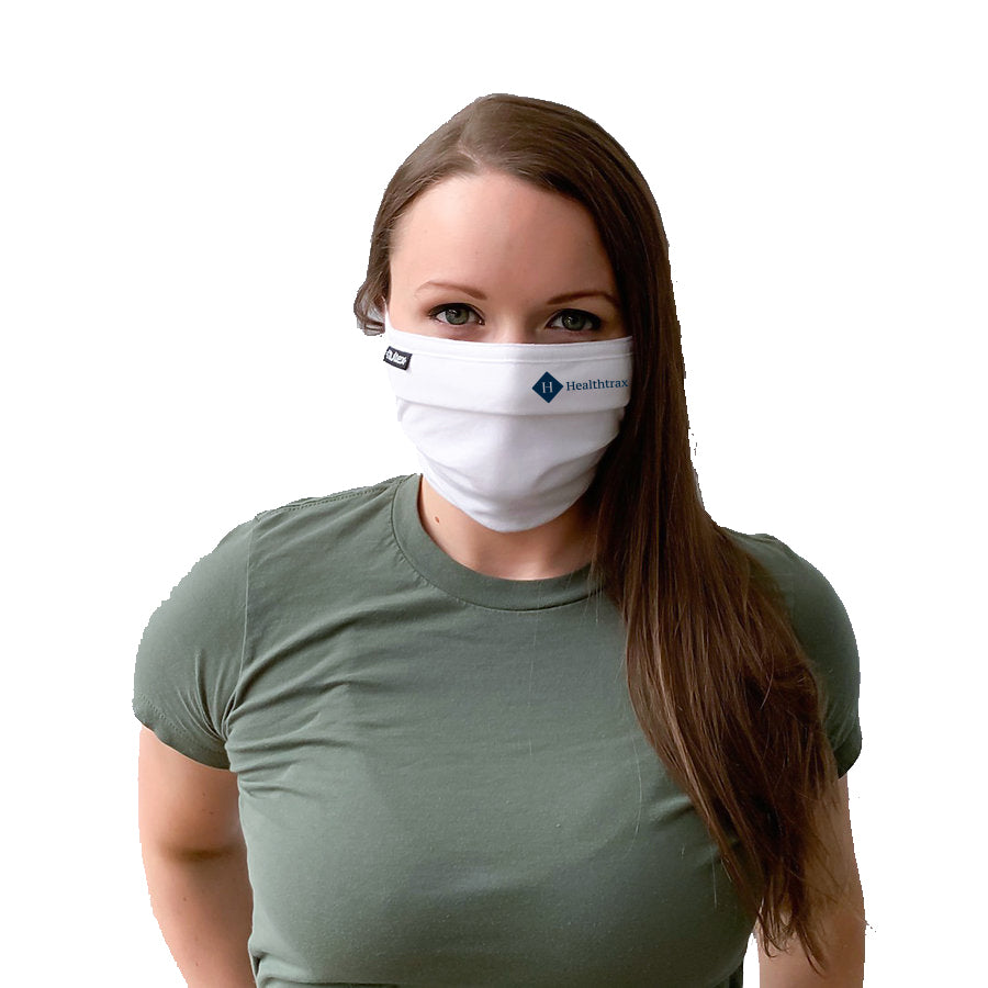Healthtrax Tultex Pleated Face Mask