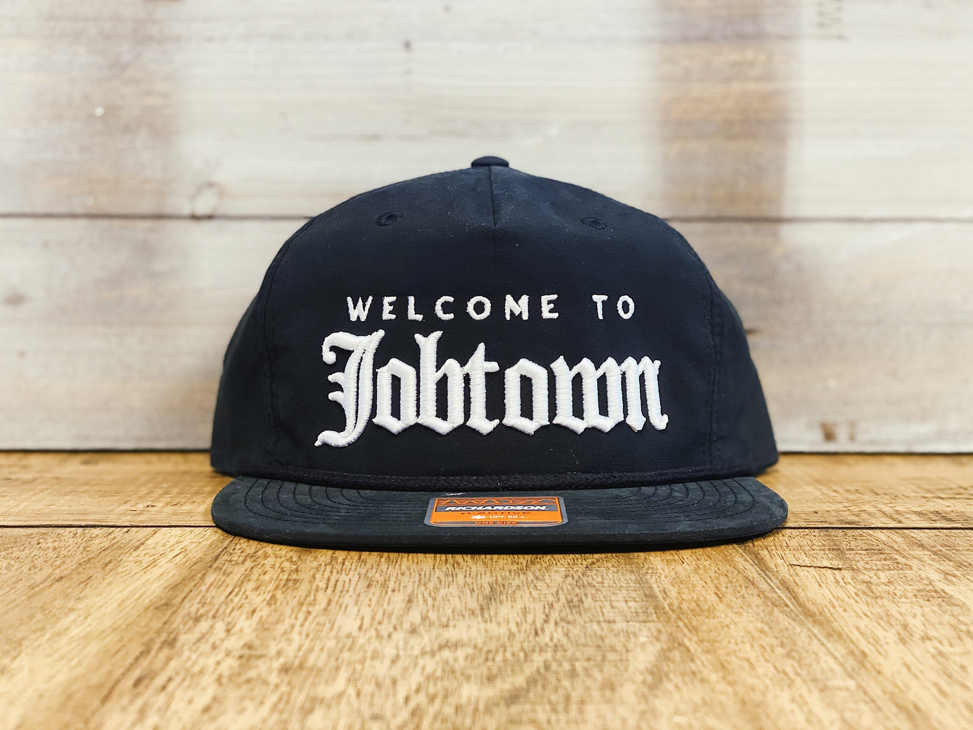 Hard Chargers Jobtown Outdoor Rope Cap