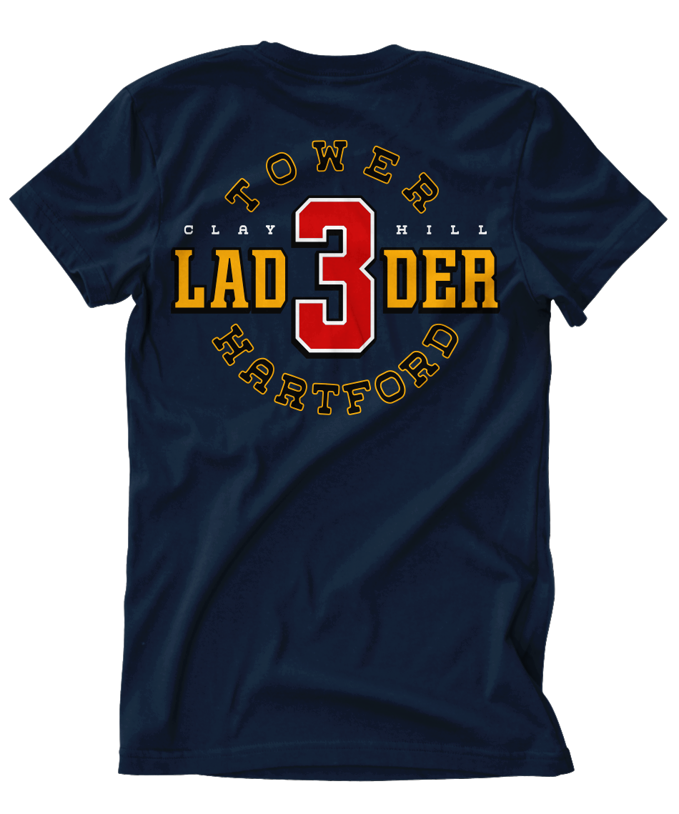 Hartford Fire Ladder Co. 3 Tee