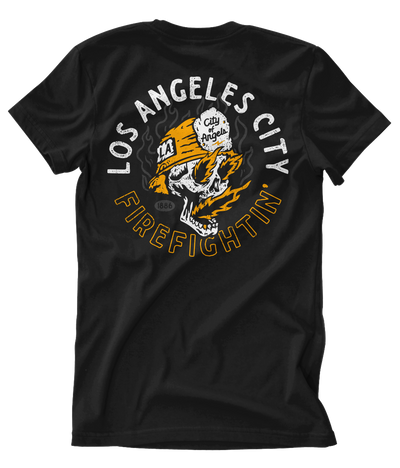 City of Angels Firefightin' Tee