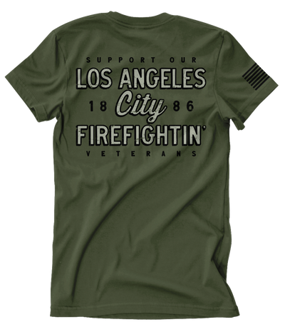 LA City Fire Support Our Vets
