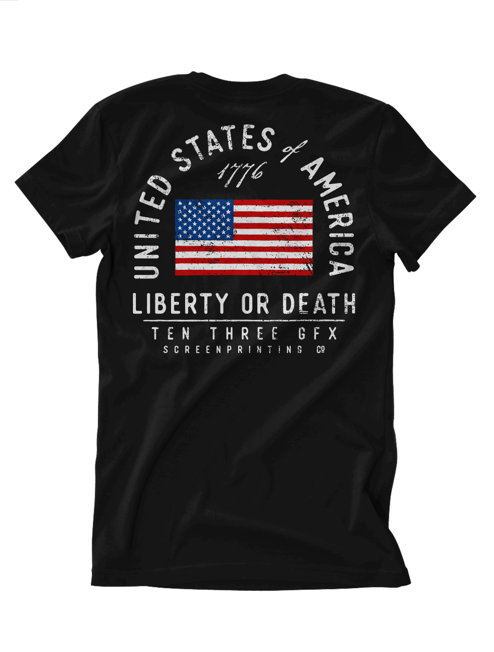 Liberty Or Death Tee