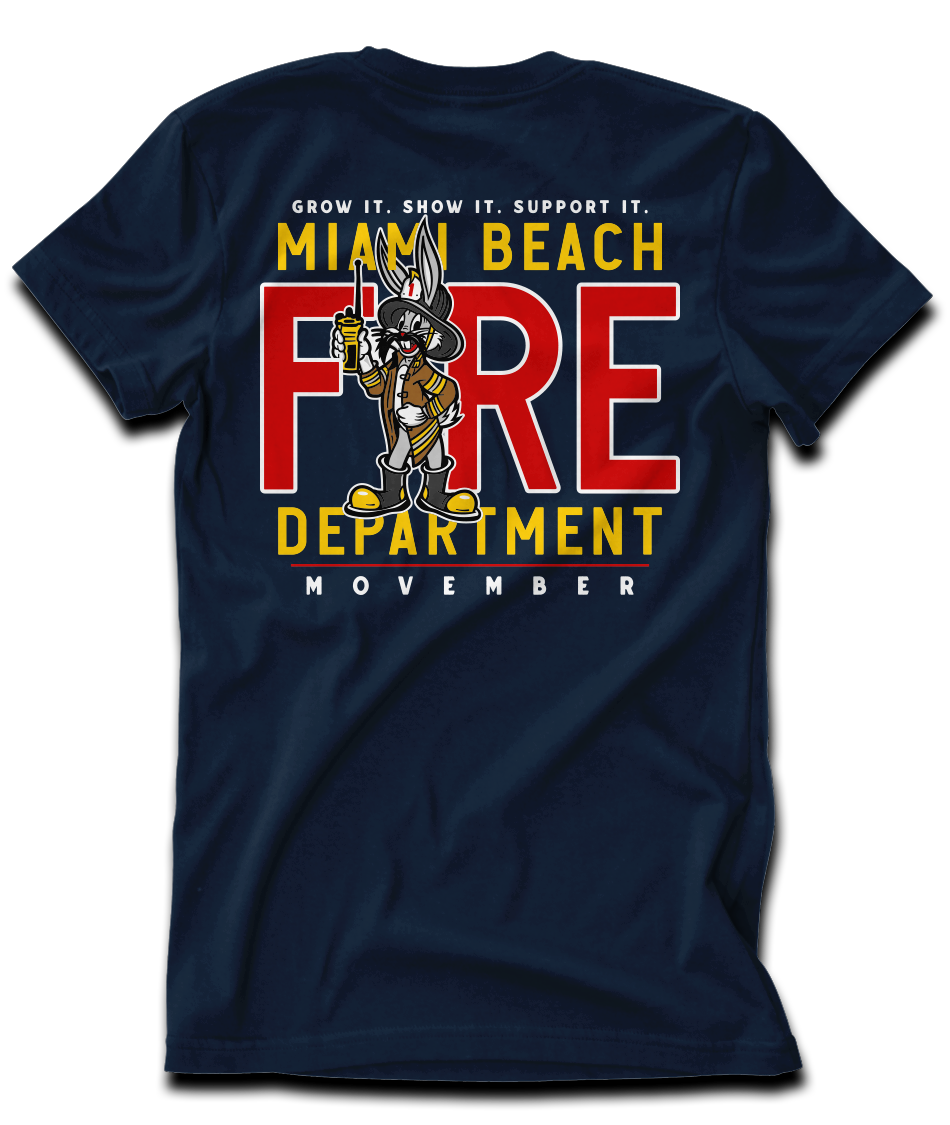 Miami Beach Fire MOVEMBER 2019