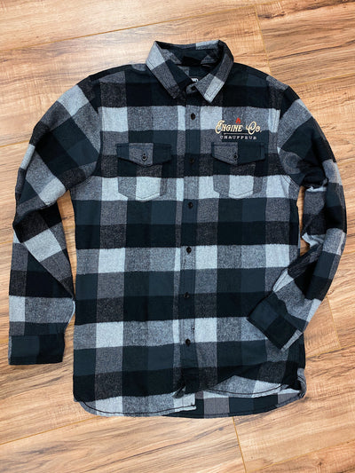 H.C. Engine Co. Chauff Flannel