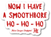 H.C. Ho Ho Ho Decal