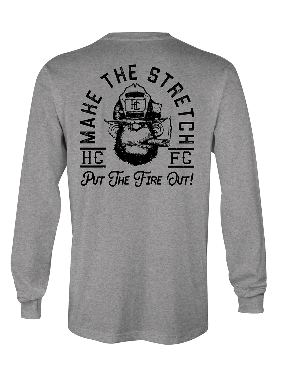 Stretch In Long Sleeve