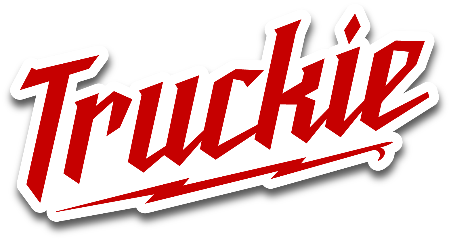 Truckie Decal