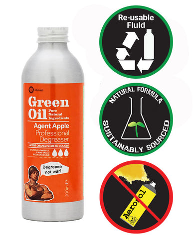 Green Oil Agent Apple Professional Degreaser