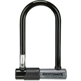 KryptoLok Series 2 Mini U-lock with bracket