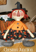 Raggedy Witch ePattern