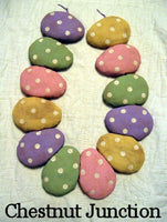 Easter Egg Garland ePattern