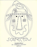 Scarecrow Embroidery Epattern