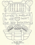 By Your Heart Embroidery ePattern