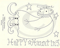 Happy Haunting Embroidery ePattern