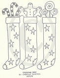 Stocking Trio Embroidery ePattern