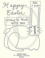 Easter 1803 Embroidery ePattern