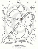 Merry Mouse Embroidery ePattern
