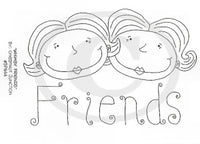 Whimsy Friends Embroidery ePattern