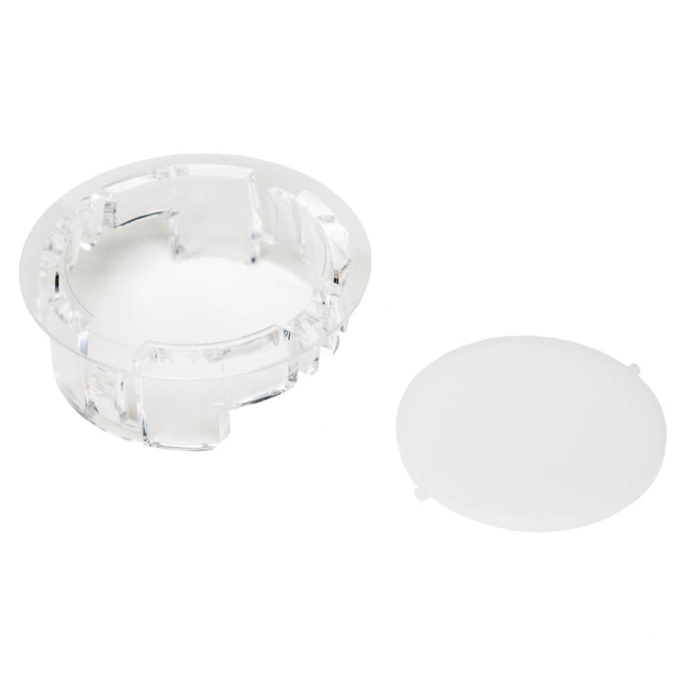 Sanwa Denshi OBSC-M Clear Button Cap (30mm)