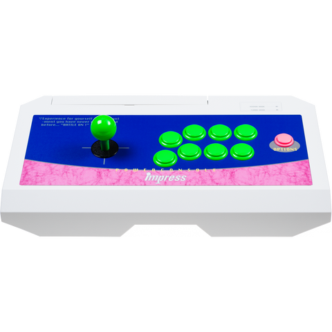 HORI RAP4 Kai Customized by LAYERS FGC [ARCADE EDITION]