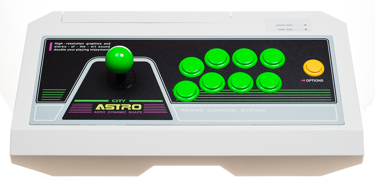 HORI RAP4 Kai Customized by LAYERS FGC [ARCADE EDITION] PS3