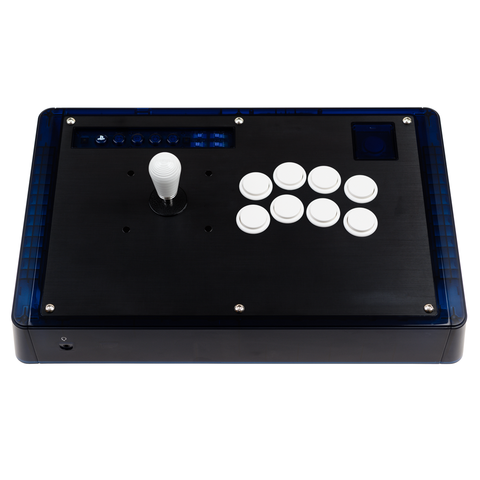 HIGH GRADE Aluminum Control Panel [HORI RAP N NOIR] Choose JP or KR Collar