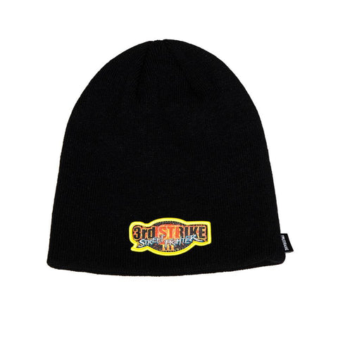 Street Fighter III: 3rd Strike Beanie [BLACK FRIDAY 30% OFF]