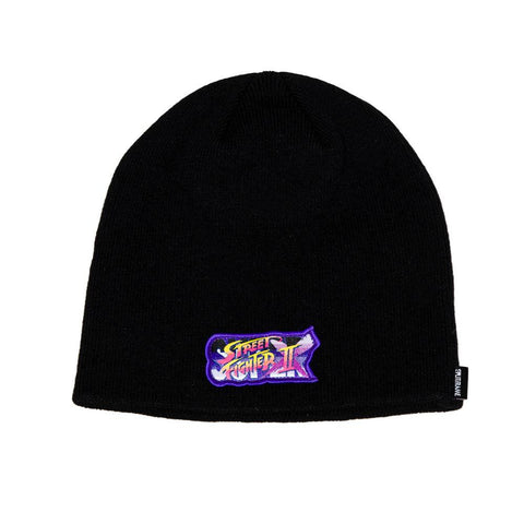 Super Street Fighter II X (Turbo) Beanie [BLACK FRIDAY 30% OFF]