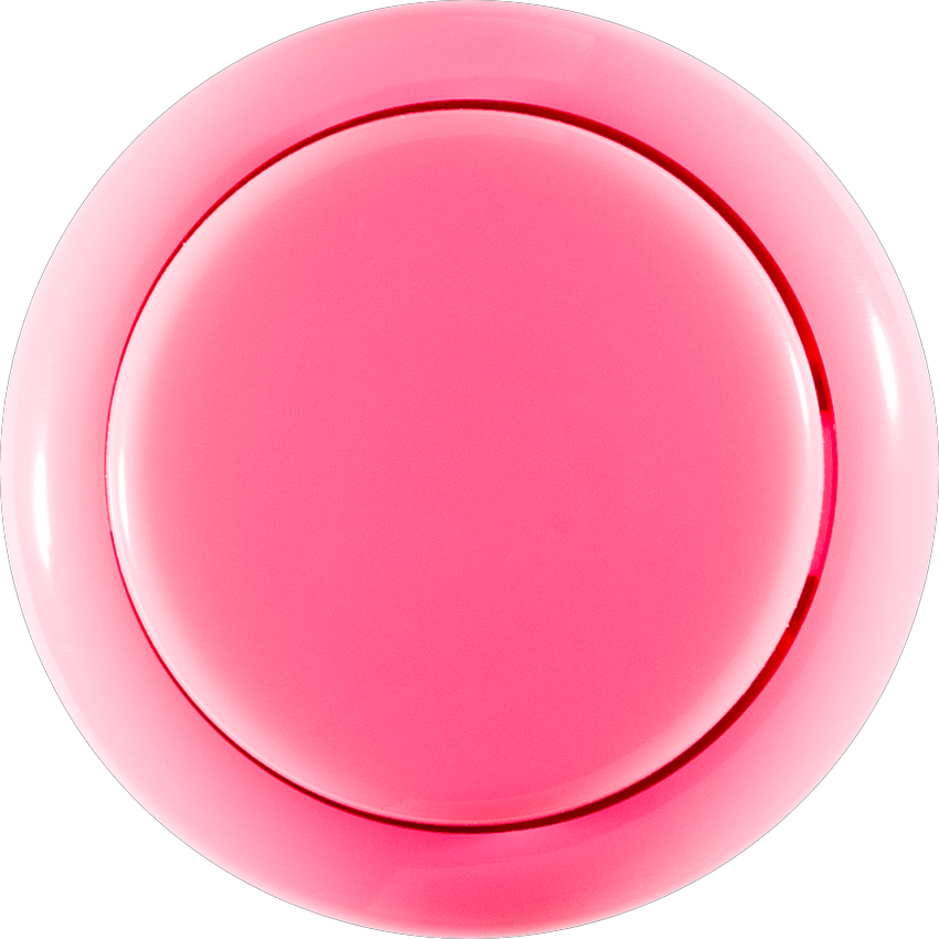 Sanwa Denshi [24mm] SOLID COLOR Pushbutton [ OBSF24 - XX ]