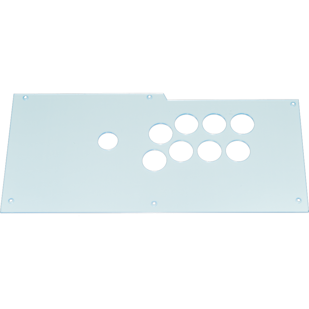 Qanba Obsidian Clear Plexi (Official Product)