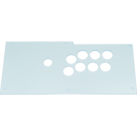 QANBA Obsidian FREE Plexi with EX or Custom Layers Artwork