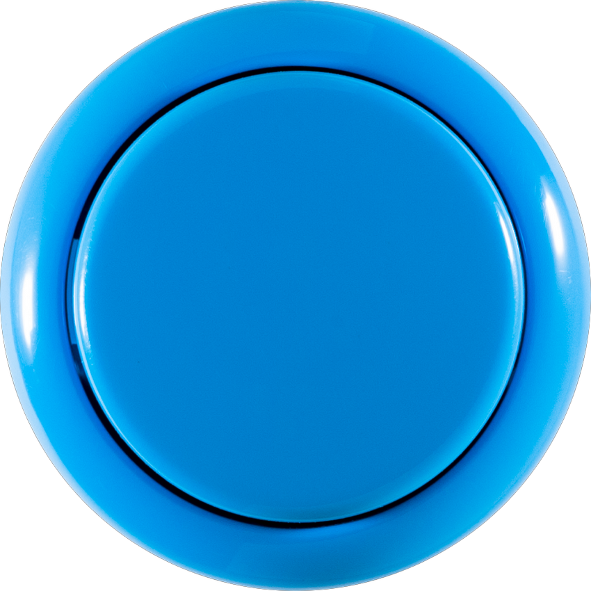 Sanwa Denshi [30mm] SOLID COLOR SCREW-ON Pushbutton ( OBSN-30 - XX )