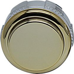 CROWN SDB-202M Metallic 30mm Mechanical Pushbutton