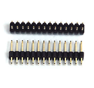 20-Pin Male Header (Gold Plated)