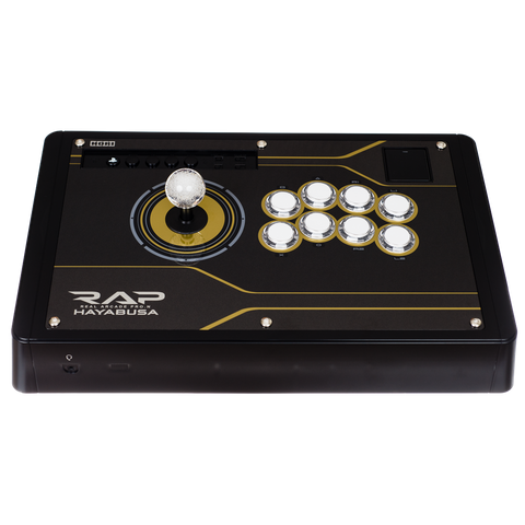 Hori RAP N SE Arcade Stick - Seimitsu Parts PS4/PS3/PC (Customized)