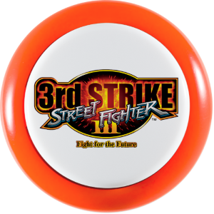 STREET FIGHTER III: 3rd STRIKE LOGO [CHOOSE]