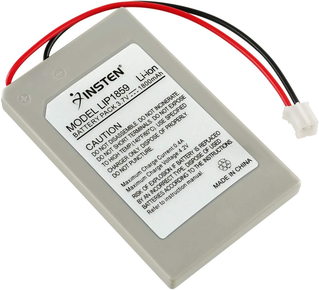 Battery for SONY PS3 Controller Battery 3.7V - 1800mAh