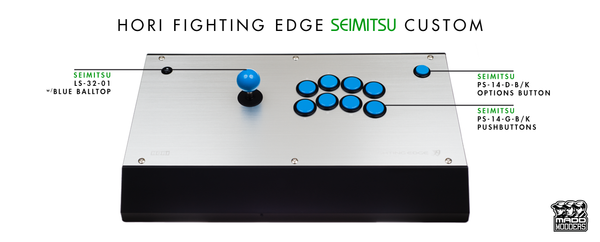 HORI FIGHTING EDGE PS4 / PC [Customized SA or SE Series]