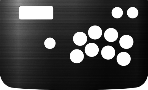 HIGH GRADE Aluminum Control Panel [HORI RAP 2 / 3 / EX]