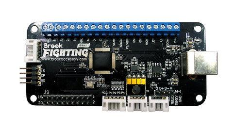 Brook Universal Fighting Board (PS3 | PS4 | Xbox 360 | Xbox One | PC) w/ 20-Pin and Pre-Soldered Headers