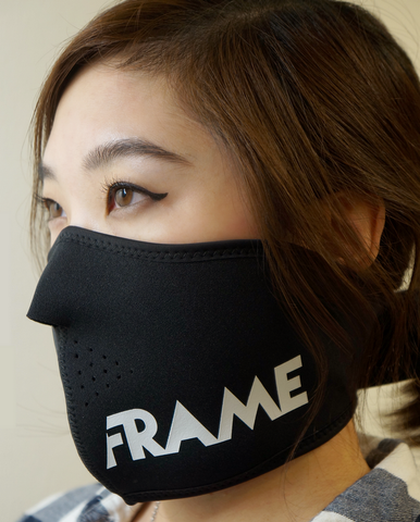 SPLITFRAME FACE MASK (100% Premium Neoprene)