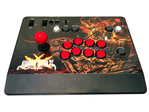 Guilty Gear Xrd: Revelator Arcade Stick by Arcsys (Imported) PS4 / PS3