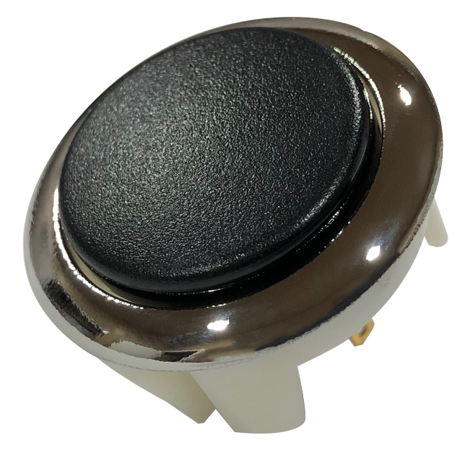 Hori Hayabusa Two Tone Matte Pushbuttons (30mm) See Choices