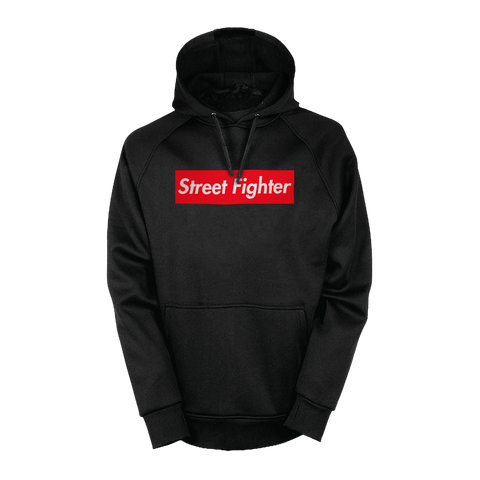 Street Fighter Groove Tech Pull-Over Hoodie (FGC Streetwear Series) [FGC PROMO 30% OFF]