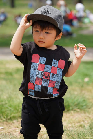 TODDLER TEE - SUPER STREET FIGHTER II TURBO Edition
